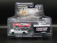 2020 GREENLIGHT GREEN MACHINE COUNTING CARS  TV HOLLYWOOD HITCH & TOW 8 CHASE