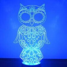Novelty 21cm-40cm Height LED Lamps