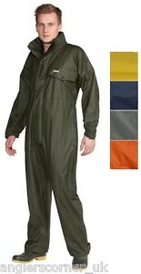 Ocean Comfort Stretch Coverall / Overall 210g PU / Fishing / Work Wear 20-5450