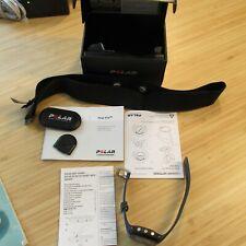 Polar FT4M Black Blue Sports Watch Heart Rate Monitor
