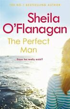 SHEILA O'FLANAGAN ___ THE PERFECT MAN ___ BRAND NEW SEA  COVER ____ FREEPOST