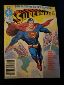 DC Comics Superman Comic Digest From 1978 5 Stories from the comics
