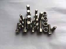 APRILIA RS 125 Tornillos de titanio de Motor reconstruir conjunto plena potencia RS125 2006 - 2010