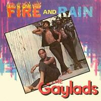 The Gaylads - Fire And Rain Expanded Editio (NEW CD)