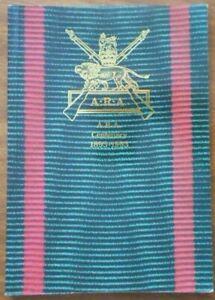 A.R.A. Centenary 1893 to 1993. Army Rifle Association