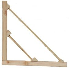 Wooden Corner Perch For Canaries, Cockatiels, Budgies, Finches etc. Code: M66