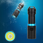 Underwater 100m 5000LM XM-L2 LED Scuba Dive Flashlight Torch Lamp Hunting Light