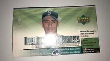2001 Upper Deck Prospect Premieres Hobby Factory Sealed Box Baseball MLB