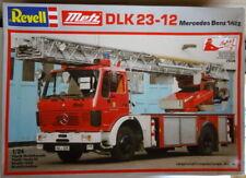 Revell 07504 Mercedes-Benz 1422 Metz camiones 23-12 1:24 Bomberos Auto-escalera