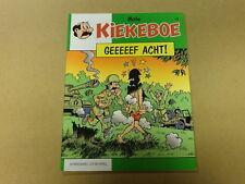 STRIP / KIEKEBOE 19: GEEEEEF ACHT! | Herdruk 1995