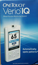 One Touch Verio IQ Blood Glucose Monitoring System Diabetes Care