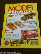MODEL COLLECTOR - MINIC TIN PLATE FROM KITS - FEB 1995
