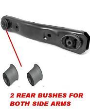 JEEP GRAND CHEROKEE 2.7crd v8 Anteriore Posteriore Inferiore Braccio Controllo Bush Rotonda x 2 NUOVO