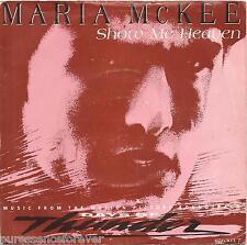 "MARIA McKEE - Show Me Heaven (UK 2 Trk 1990 7"" Single PS)"