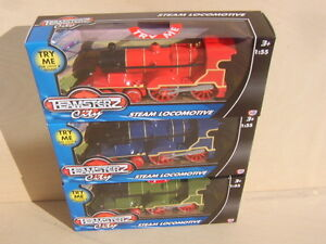 Teamsterz Steam Locomotive with Light & Sound.For ages 3+.Delivery guaranteed