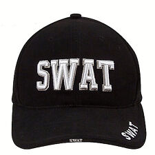 SWAT Ball Cap FBI BOP DEA Police Deputy Sheriff USMS ATF CBP ICE ESU Hat