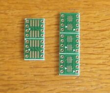 8x SMD Adapterplatine SOP8 - SO8 - SOIC8 zu DIP8 ( = 8 pcs )