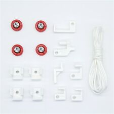 Elegant shower screen spare  parts/ shower screen rollers/ WHITE