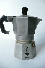 Bialetti 06857 1161 Moka Express Export Espresso Maker, Silver - 1-Cup