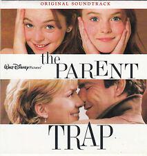 The Parent Trap-1998-Original Movie Soundtrack-15 Track-CD