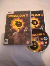 Serious Sam 2 (PC CD), Video Games
