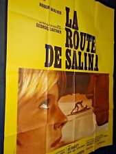 SUR LA ROUTE DE SALINA Road to Salina MIMSY FARMER Lautner  affiche cinema 1970