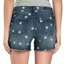 New ROCK & REPUBLIC Size: 8 Hula Star Jean Short. Шорты Джинсовые