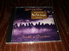 Paw -Death To Traitors(Sealed Brand New Cd 1995,promo)heavy Alt-Rock