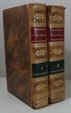 Diccionario Frances-Espanol y Espanol-Frances - Rey y Gravier 1833 2/2 Taboada