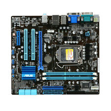 For ASUS P7H55-M LE Motherboard LGA1156 DDR3 M-ATX Mainboard