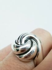 Retired James Avery Dome Ring Size 7