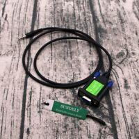 Programming Cable OPC-478 Icom Radio IC-F4GS IC-F4GT IC-F4TR IC-F11 IC-F11S