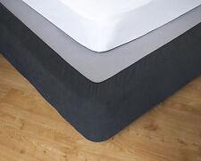 Apartmento Stretch Over Valances Bed Wrap King Slate