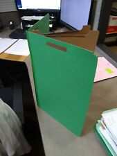 Universal Office Products 10312 File Folder - Green - Lot of 120