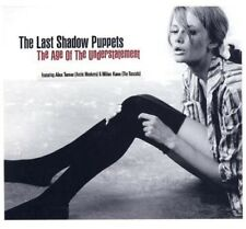 The Last Shadow Puppets-The Age of the Semplice (Jewel Case) CD NUOVO