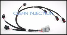 Fits Nissan Skyline rb25det neo gts-t ev6 fuel injector sub harness dynamics r33