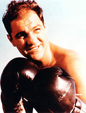 """Boxing ROCKY MARCIANO Glossy 8"""" x 10"""" Full Color Portrait Photo"""