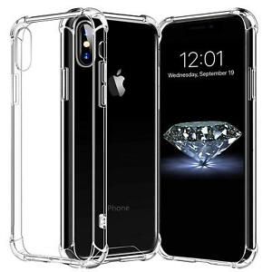 Clear Thin Slim Transparent Silicone TPU Gel Case Cover For iPhone 5 6S  New