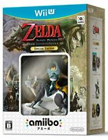 ZELDA Twilight Princess HD SPECIAL EDITION WiiU Japanese ver from Japan