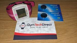 Polar FT4 Sports Fitness Watch - Pink