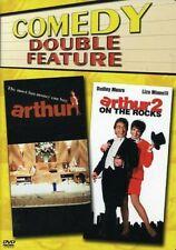 Arthur / Arthur 2: On the Rocks [New DVD]