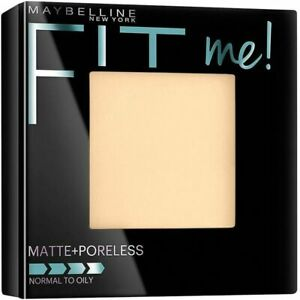Maybelline Fit Me! Matte + Poreless Normal to Oily Powder CHOOSE YOUR SHADE