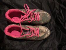 New Camo Pink Athletic Tennis Shoes Girls 5M 5 Realtree Girl Cobra Jr
