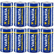 8x Alkaline-Batterien Baby C LR14 UM2 MN1400 VARTA 4014 Industrial Batterie