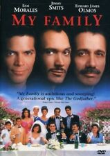 MY FAMILY MI FAMILIA New Sealed DVD Francis Ford Coppola Edward James Olmos