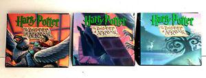 10 CD Set Harry Potter And The Prisoner of Azkaban Unabridged NICE