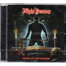Night Demon - Curse Of The Damned -  CD - Neu / OVP