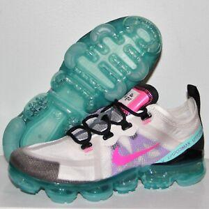 Nike Air VaporMax 2019 Running Shoes Women 7.5 AR6632-005 South Beach Pink Blast