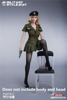 Fire Girl Toys 1/6 FG070-C US Army Style Female Soldiers Seamless Pantyhose Sets