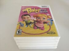 My Baby: First Steps (Nintendo Wii, 2009) WII NEW